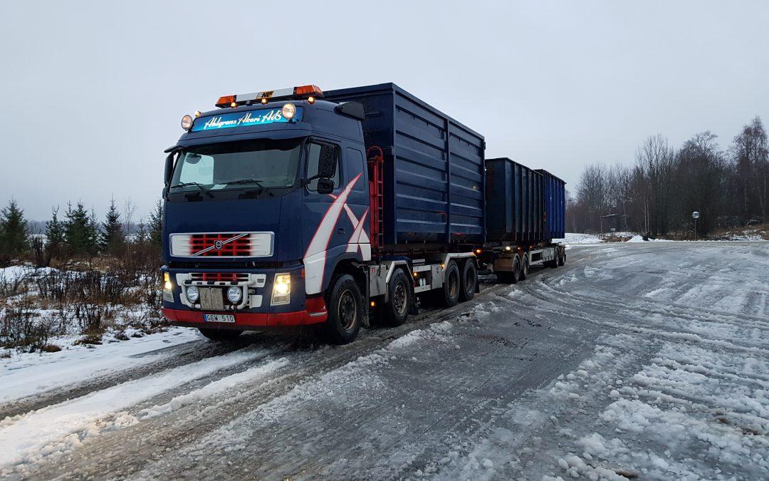 Volvo FH-480 8X4 Lastväxlare