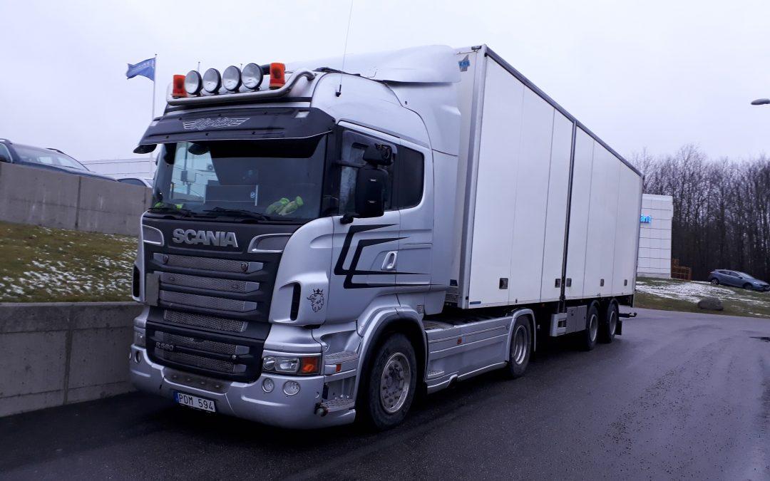 Scania R560 4X2 Trailerdragare